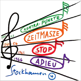 Karlheinz Stockhausen Instrumentation Works for Orchestra