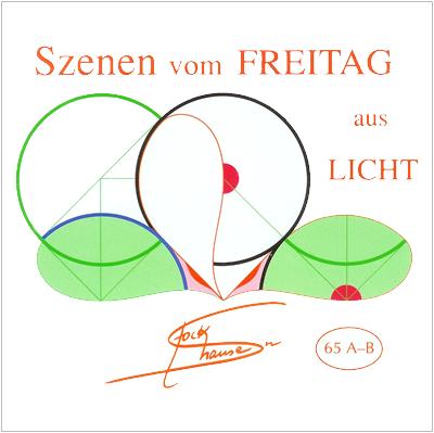 Karlheinz Stockhausen Instrumentation Works for Orchestra