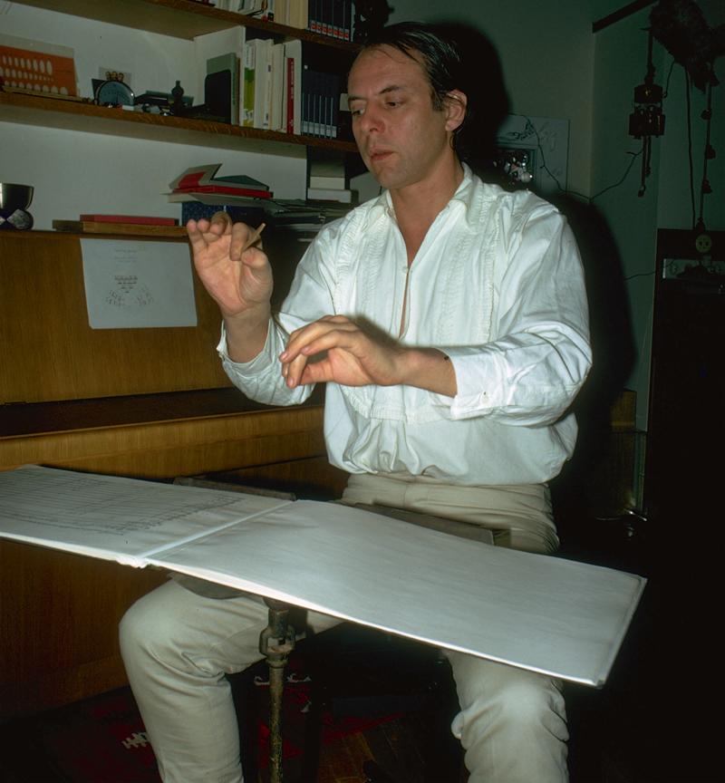 Instrumentation Orchesterwerke